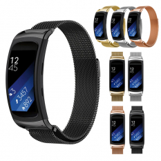 Ally Sm Gear Fit 2 Sm-R360 Metal Kayış Kordon Milano Loop