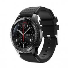 22MM Gear S3 Watch 4 -GT2 GT2E 46MM Kayış,Kordon Silikon Kayış Kordon