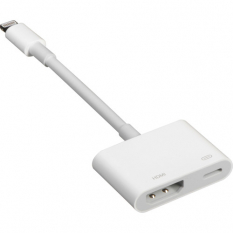 Ally İPhone İçin Lightning Av Hdm Hdtv Adaptör Dönüştürücü kablo