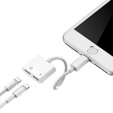 ALLY İPHONE 7-8- 7-8 X PLUS LİGHTNİNG KULAKLIK +ŞARJ USB ADAPTÖRÜ