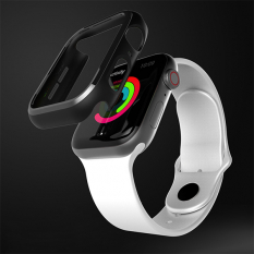 Ally Apple Watch 4, 44mm Pc Bumper Koruyucu Kılıf