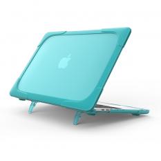 Macbook Pro 13,A1502-a1425 Şeffaf Standlı Koruyucu Kılıf
