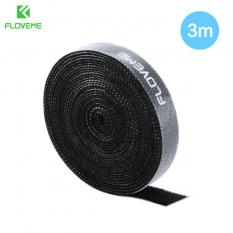 Floveme 3 Metre Magic Tape Kablo Sarıcı Ve Düzenleyici