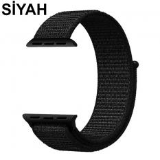 Ally İwatch 4-5 44MM 1-2-3 42MM Nylon Loop Kayış,Kordon