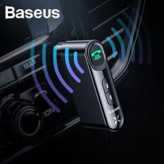 BASEUS Wireless Bluetooth 5.0 3.5mm Jack Aux Araç Ses Aktarım Kiti Adeptör