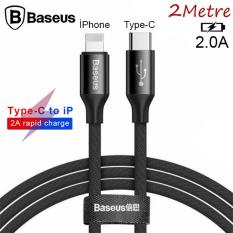 Baseus Yiven Serisi Type-C ve İPhone Şarj ve Data Kablosu 2A 2Metre