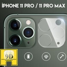 iPhone 11 Pro 11 Pro Max Full Tempered Kamera Koruyucu Kırılmaz Cam
