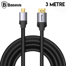 Baseus Enjoyment Mini Displayport To Displayport Çevirici Kablo 3 metre