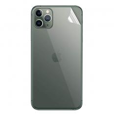 İPhone 11 Pro Max 6.5 İnch 2019 Hidrojel Hayalet Arka Koruma Kaplama Film