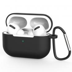 Ally Apple Airpods Pro İnce Slim Silikon Kılıf+Anahtarlık