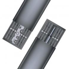 JAKEMY JM-8169 49 1Profesyonel Hassas Mini Taşınabilir Manyetik Tornavida Uç Seti