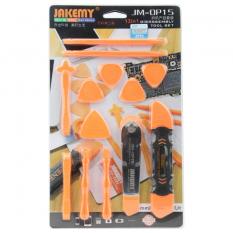 Jakemy JM-OP15 13 Parça Çok Amaçlı Tamir Seti-Telefon Sökme Seti