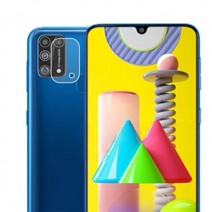 Ally Samsung Galaxy M31 Tempered Cam Kamera Koruyucu