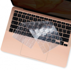 ALLY Apple Macbook Air13.3 A2179 Silikon Klavye Koruyucu