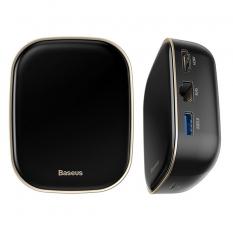 Baseus 6in1 USB Type C Çok Fonksiyonlu HUB, B 3.0,RJ45,HDMI,SD,micro SD)  60W