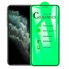 ALLY İPhone 11 Pro Max- XS Max 6.5 9D Full Glue Ceramics Film Ekran Koruyucu