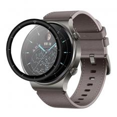 Huawei Watch GT 2 Pro 3D Full Kaplama PC + PMMA HD Ekran Koruyucu