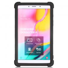 Ally SM Galaxy Tab A 8.0 (2019) T290-T295 Kılıf Standlı Silikon Kılıf