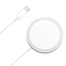 ALLY İPhone 12,12 Pro Max 15W Magsafe Kablosuz Wireless Hızlı Şarj Cihazı