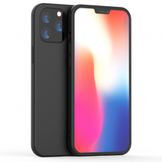 İPhone 12-İPhone 12 Pro 61 Liquid Silicone Lansman Soft Silikon Kılıf