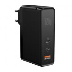 Baseus GaN2 Pro 120W PD Hızlı Şarj Aleti Macbook Pro Şarj Aleti+100w PD Kablo QC4.0 QC3.0