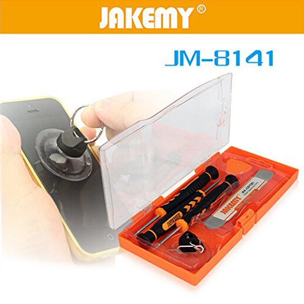 JAKEMY JM-8141 7 İN 1 TORNAVİDA AÇMA APARATI SET