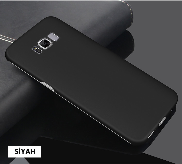 SAMSUNG GALAXY S8 PLUS PREMİUM SLİM FİT PLASTİK KILIF