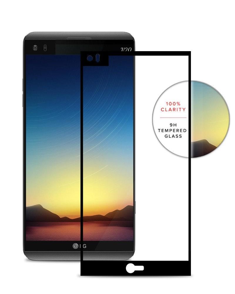 LG V20 FULL KAPLAMA KIRILMAZ CAM EKRAN KORUYUCU