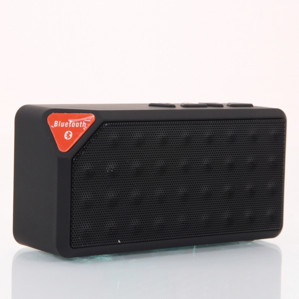 X3 BLUETOOTH SUPER BASS MİCRO SD GİRİŞLİ MİNİ SPEAKER HOPARLÖR