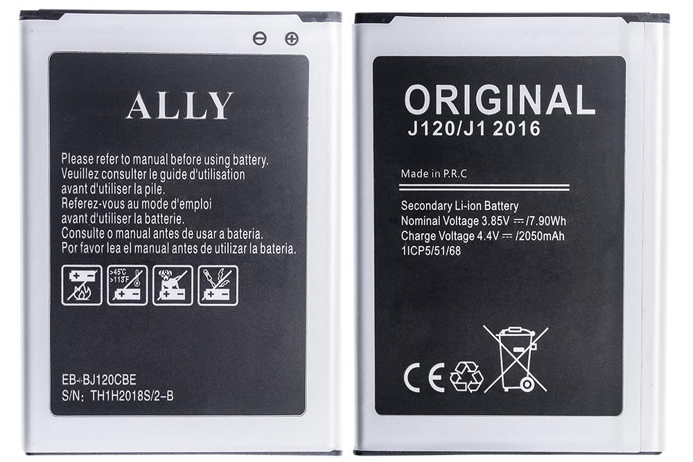 ALLY  GALAXY J120 J1 (2016) PİL BATARYA