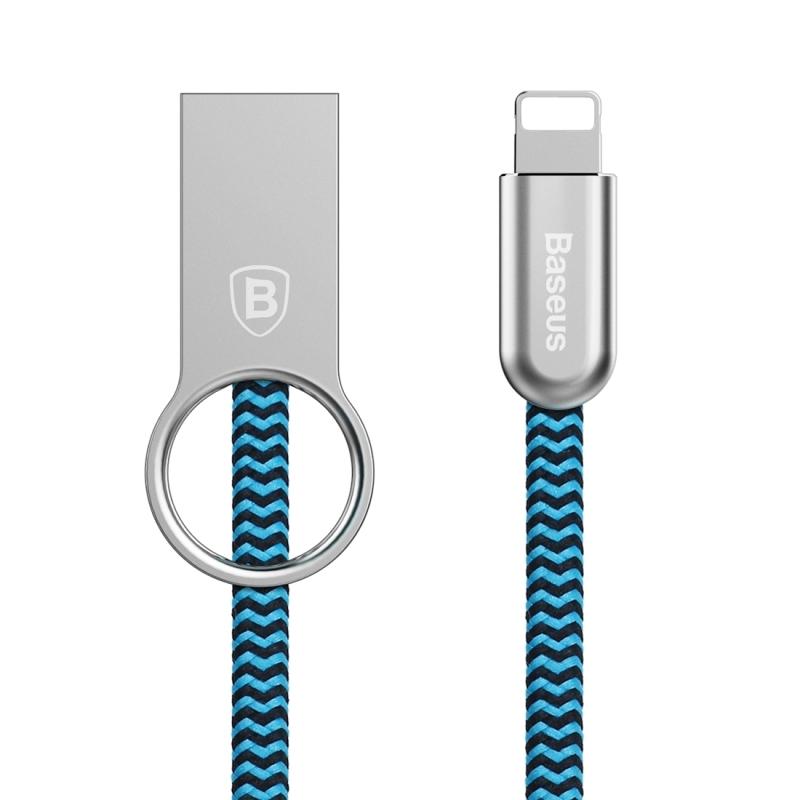 BASEUS WAVE STYLE ORJİNAL İPHONE 2.0 USB KABLO