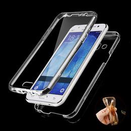 Samsung Galaxy J1 Ace J110 360 KORUMA SİLİKON KILIF