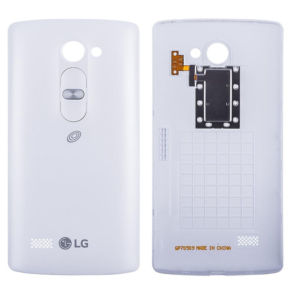 LG LEON C40 H324TR ORJ ARKA PİL BATARYA KAPAĞI