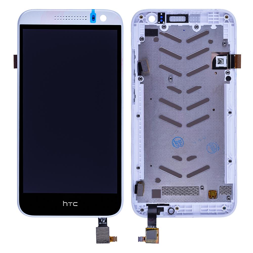 HTC DESİRE 616 ORJ EKRAN VE DOKUNMATİK ÇITALI