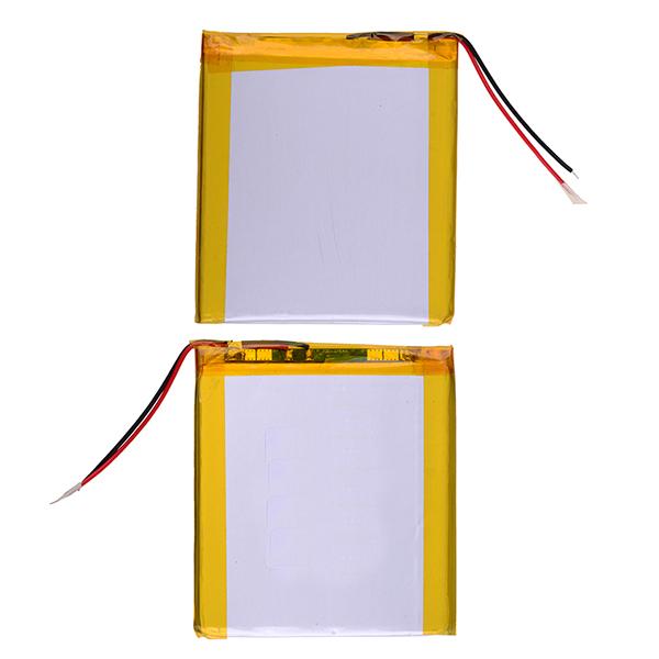 Tablet Bataryası - 3.7V 3000mAh 3