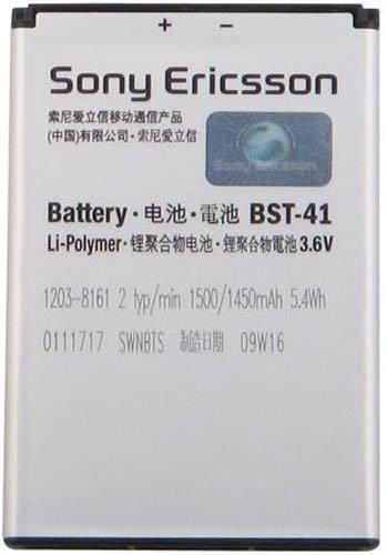 SONY BST-41 Xperia X2 Orj Pil Batarya