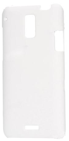 HTC J Z321E SERT PLASTİK KILIF BEYAZ