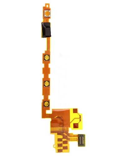 SONY XPERİA P LT22İ ORJİNAL YAN SES&ON OFF FİLM FLEX CABLE