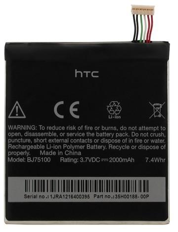 HTC ONE X+ EVO 4G LTE ONE XC HTC X720D (BJ75100) ORJİNAL PİL BATARYA