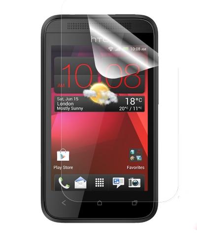 HTC DESİRE 200 EKRAN KORUYUCU FİLM JELATİN