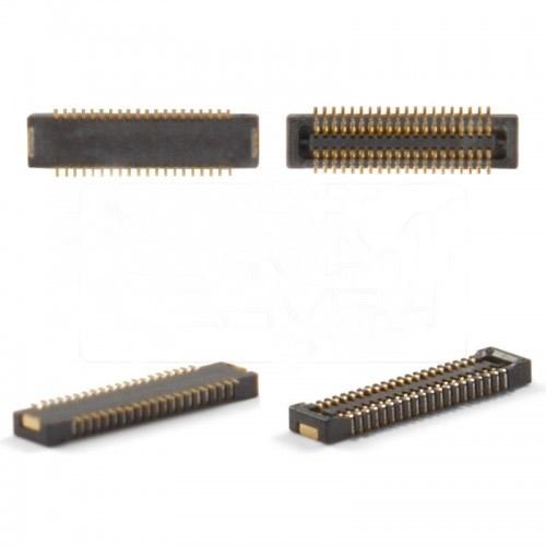 SAMSUNG C3510 GENOA ORJİNAL LCD/EKRAN SOKETİ/KONNEKTOR