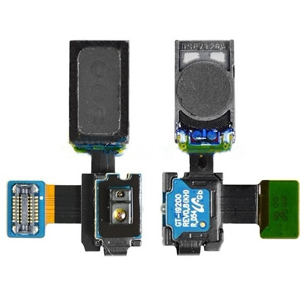 Samsung Galaxy Mega 6.3 LTE i527 i9205 iç Sensor kulaklık Film