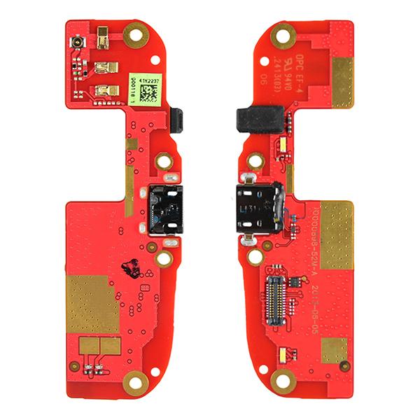 HTC Desire 300 Orj Şarj Soket Ve Mikrofon Bordu