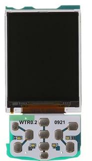 SAMSUNG E250 LCD EKRAN
