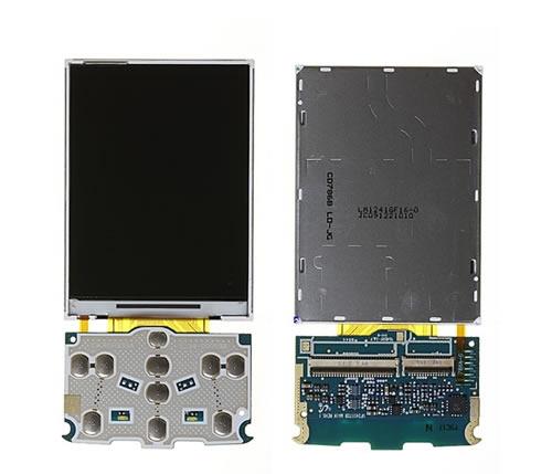 SAMSUNG G800 ORJİNAL LCD EKRAN