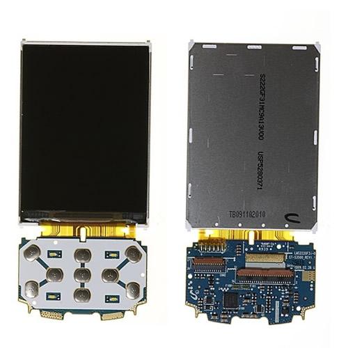 SAMSUNG S3500 ORJ LCD EKRAN