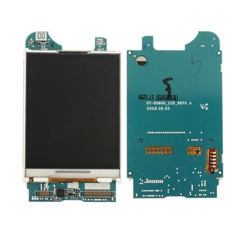 SAMSUNG S3600 ORJ LCD EKRAN