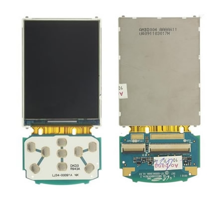 SAMSUNG S5550 SHARK 2 ORJ LCD EKRAN