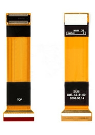 SAMSUNG E250 ORJİNAL FİLM FLEX CABLE