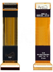 SAMSUNG E250D ORJİNAL FİLM FLEX CABLE